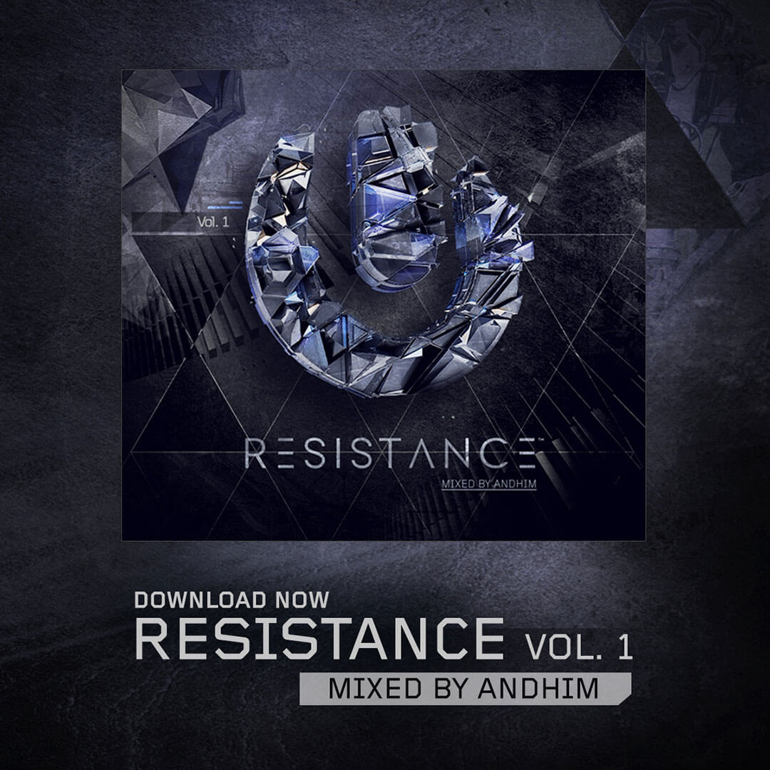 Resistance Volume 1 Out Today On Ultra Music!