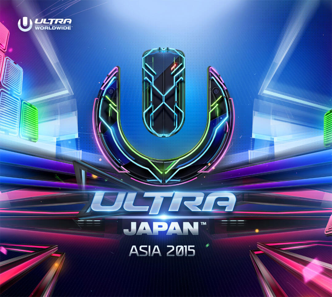 Ultra Asia Lineup Announcements