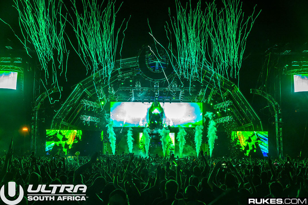 Ultra South Africa Expands Further Adding Second Date in Cape Town