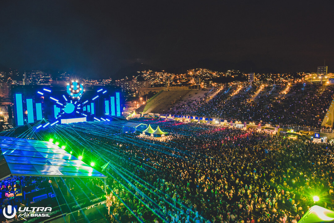 ULTRA Worldwide's Year of Global Domination Reaches Climax with Sold Out Ultra Brasil