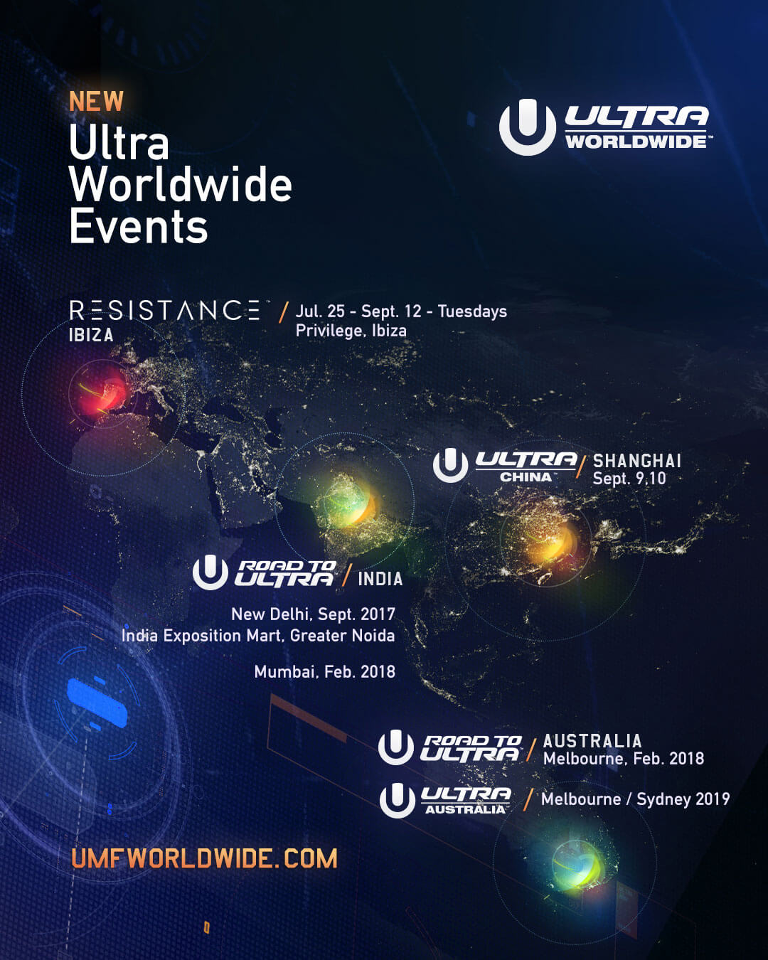 ULTRA Worldwide Broadens International Footprint