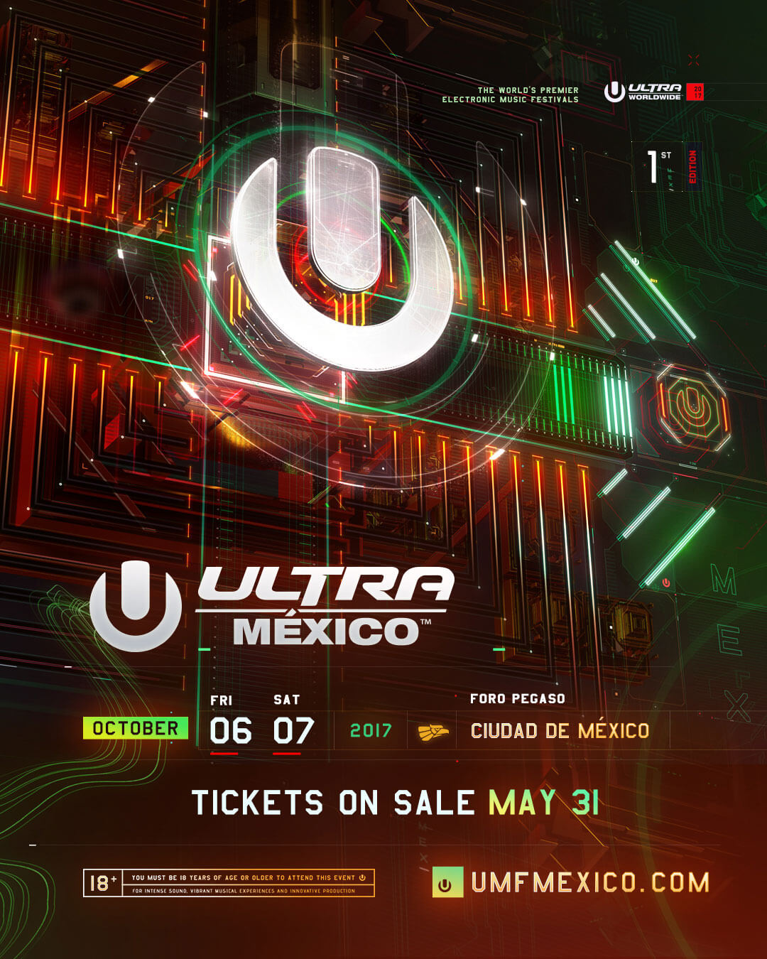 ULTRA Worldwide Expands to Mexico