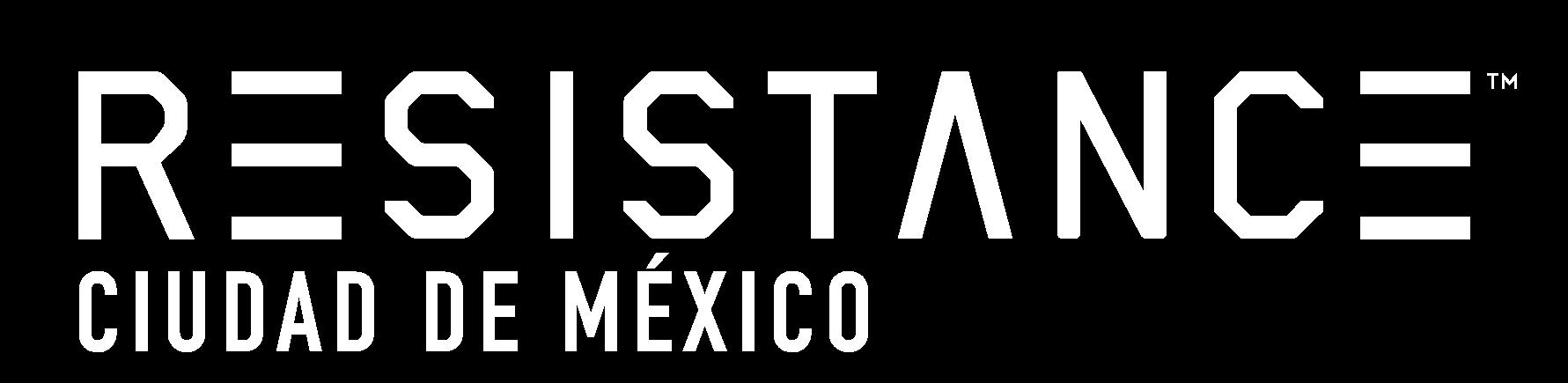 Resistance Ciudad de México Logo