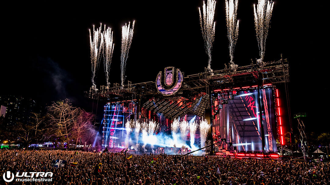 ULTRA Music Festival Smashes Previous Records on its 20th Anniversary