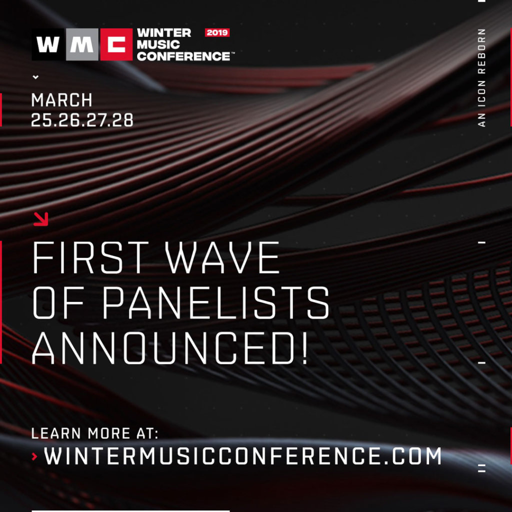 WMC 2019 - 1st Wave of Panelists Announced
