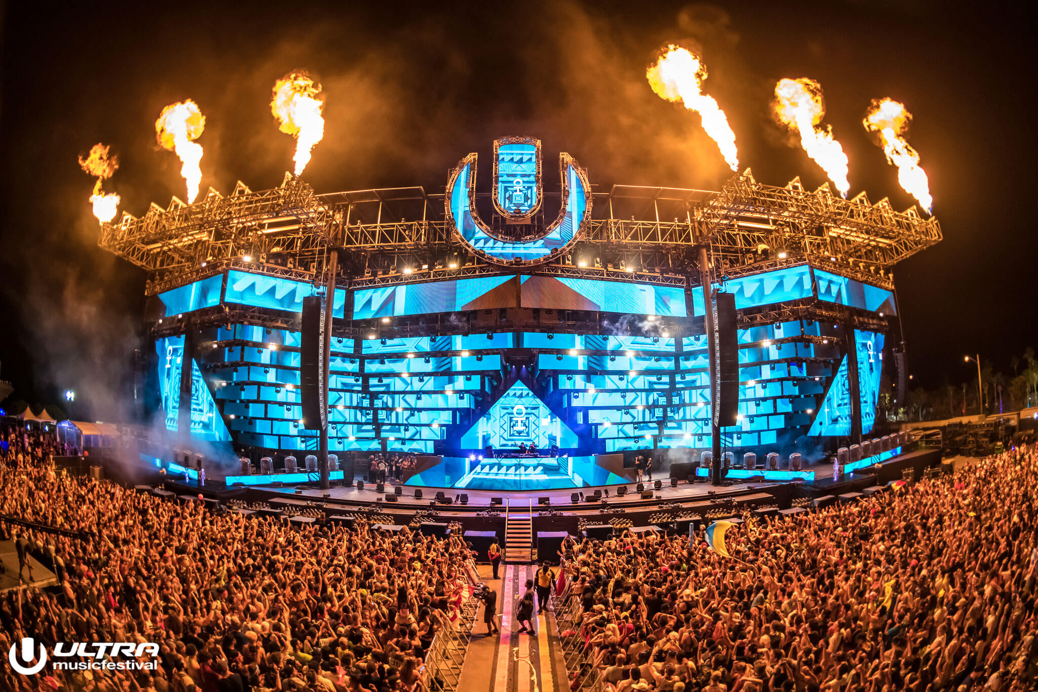 ULTRA Music Festival Wraps 21st Edition with SOLD OUT Miami Marine Stadium & Historic Virginia Key Beach Park Debut