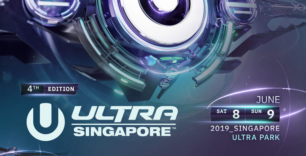 Ultra Singapore 2019 Phase 2 Lineup