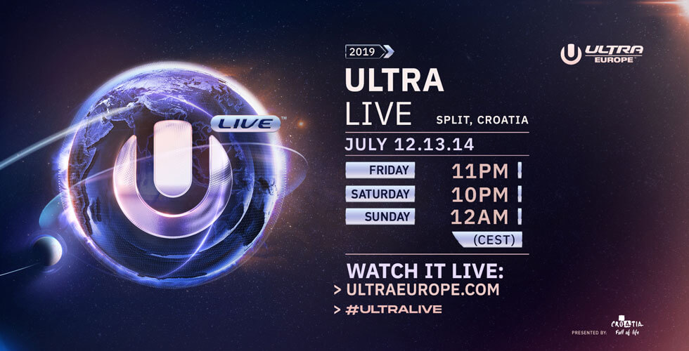 ULTRA LIVE to Broadcast ULTRA Europe All Weekend Long