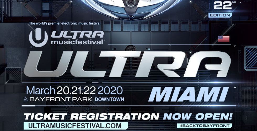 Where Is Ultra Music Festival 2020 Ultra Music Festival   Mar. 20, 21, 22 2020