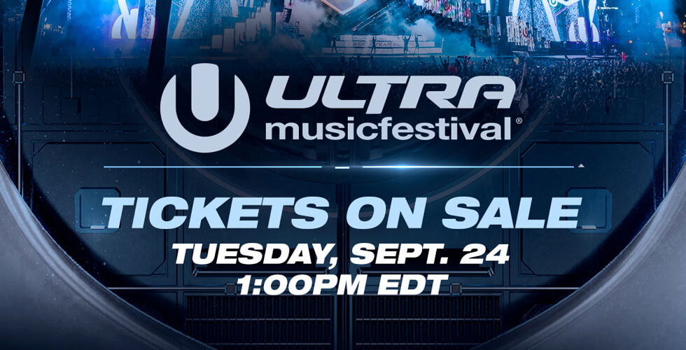 Ultra Music Festival On Sale Soon