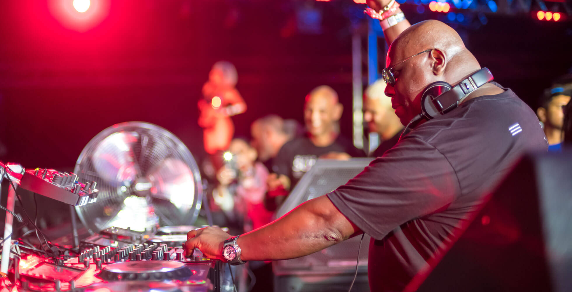 The Carl Cox MegaStructure Returns for all 3 Days of Ultra Music Festival this March!