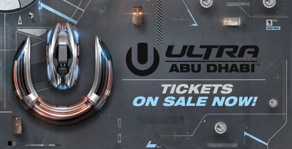 Ultra Abu Dhabi tickets on sale now