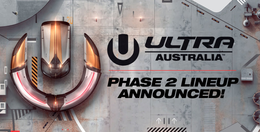 ULTRA Australia 2020 Phase 2 Lineup