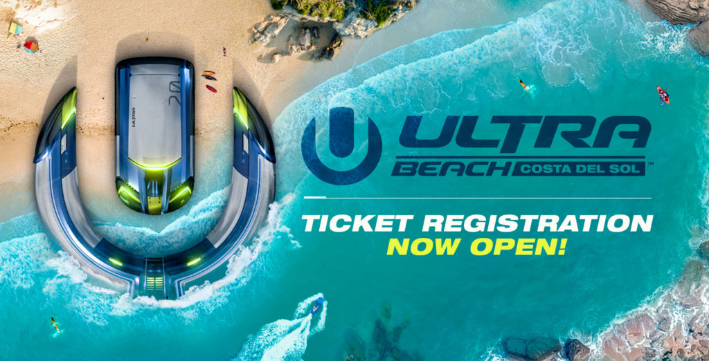 ULTRA BEACH Costa del Sol Ticket Registration