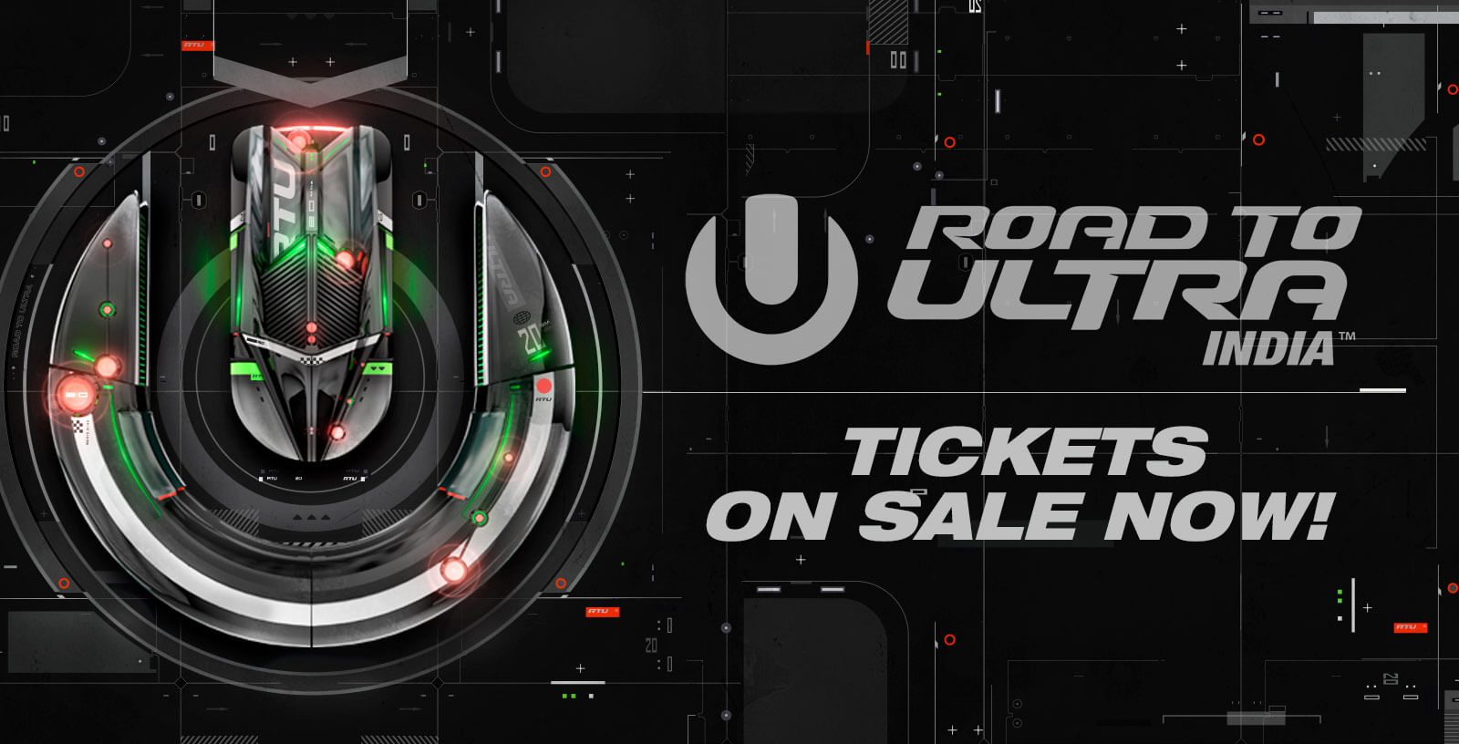 Road to ULTRA India Tickets On Sale Now