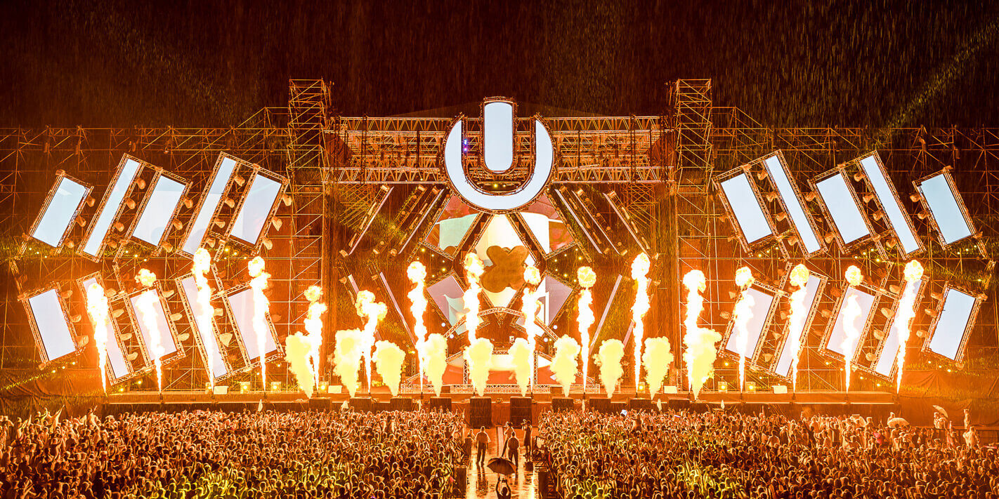 Ultra Worldwide Presents A Spectacular Experience in Taipei, Taiwan